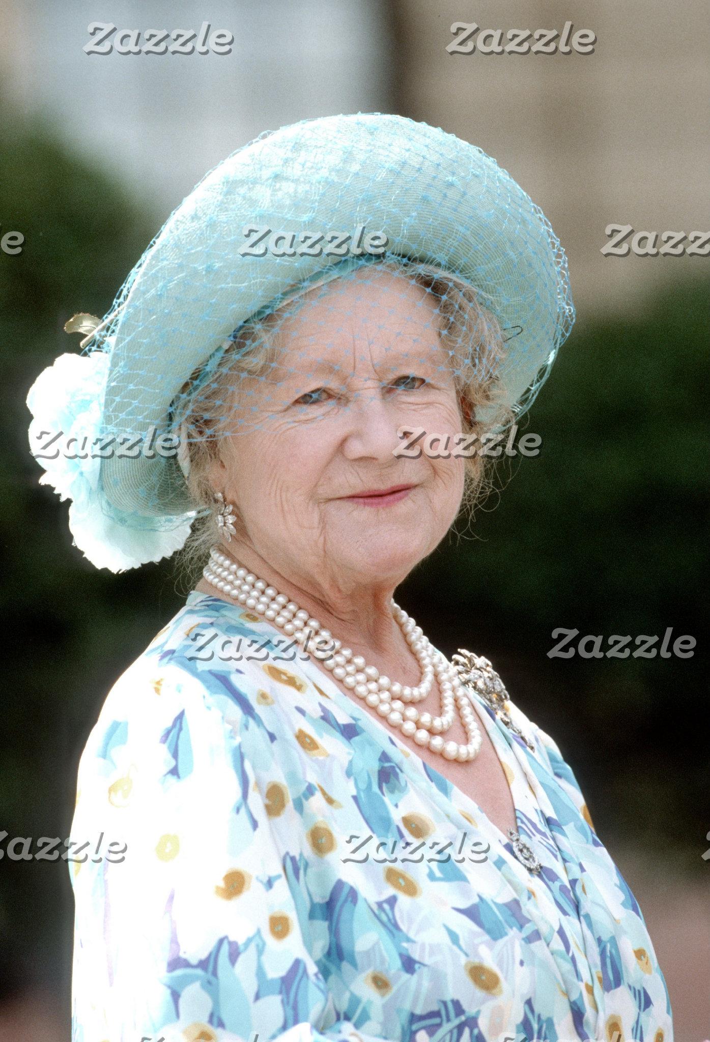 HM Queen Elizabeth, The Queen Mother