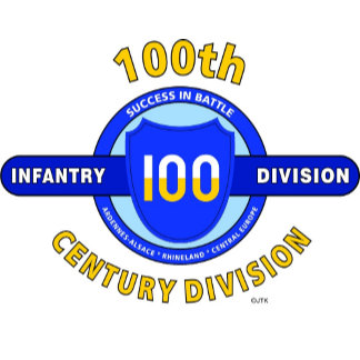 "100TH INFANTRY DIVISION ""CENTURY DIVISION"""