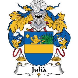 Julia Family Crest