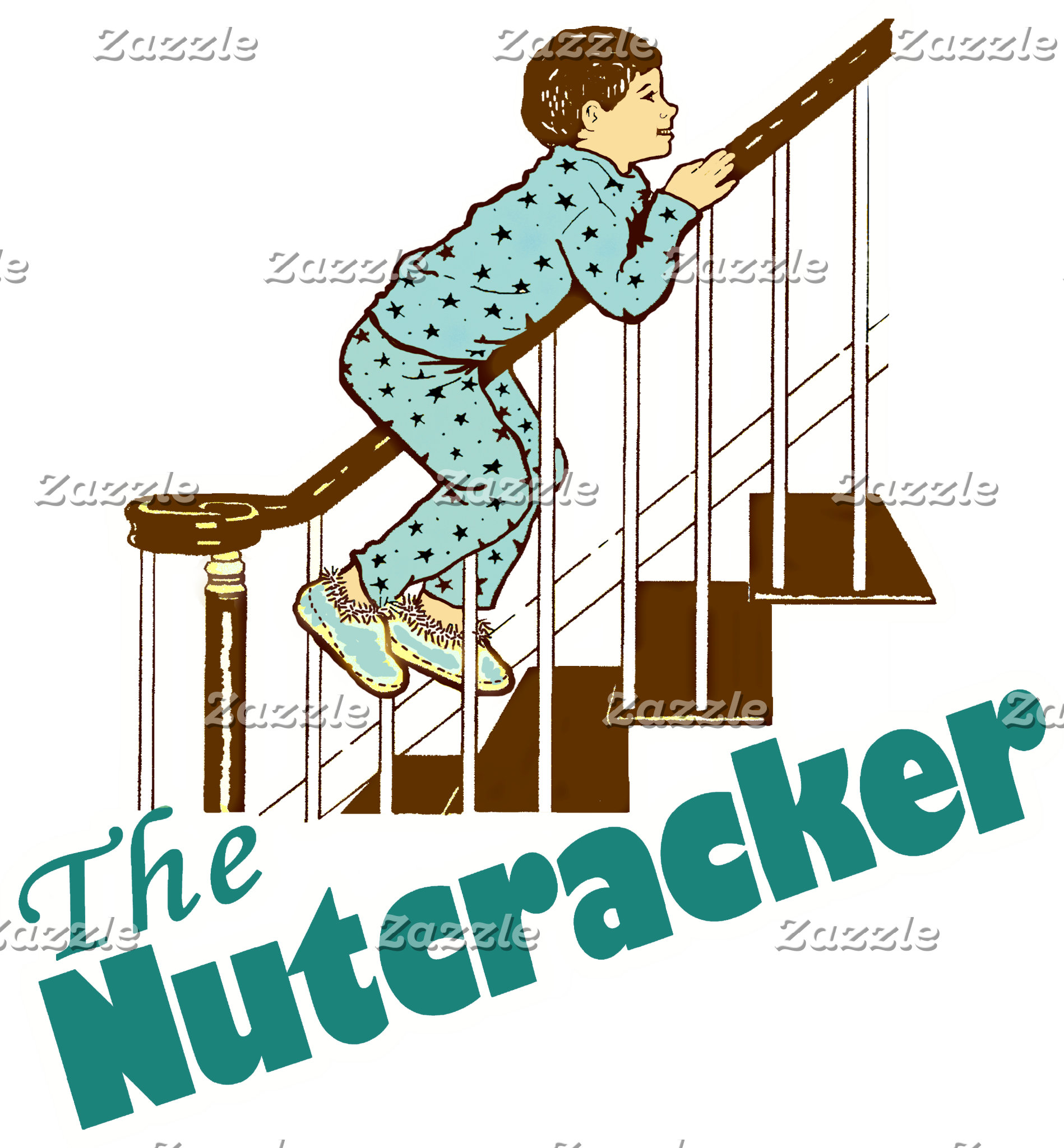 Funny Nutcracker Christmas