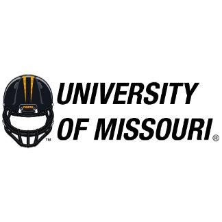 Helmet Front - University of Missouri (Custom)
