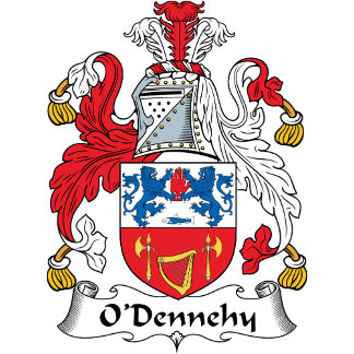 O'Dennehy Coat of Arms