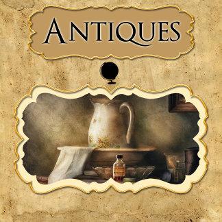 Antiques & Americana - Ornaments