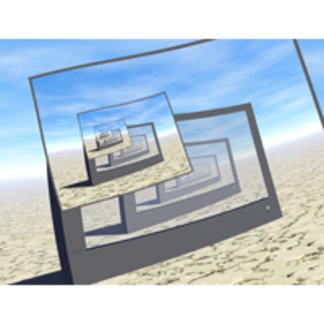 Surreal Monitors Infinite Loop