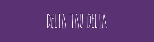 Delta Tau Delta