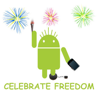 Celebrate Freedom (Android Software Developer)
