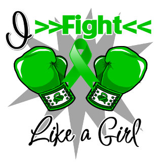 Cerebral Palsy I Fight Like a Girl With Gloves