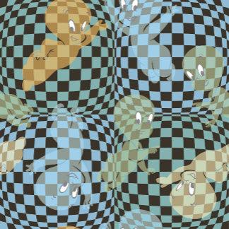 Casper Checkered Pattern