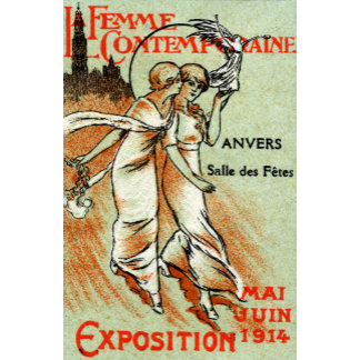 1914 Expo for The Modern Woman