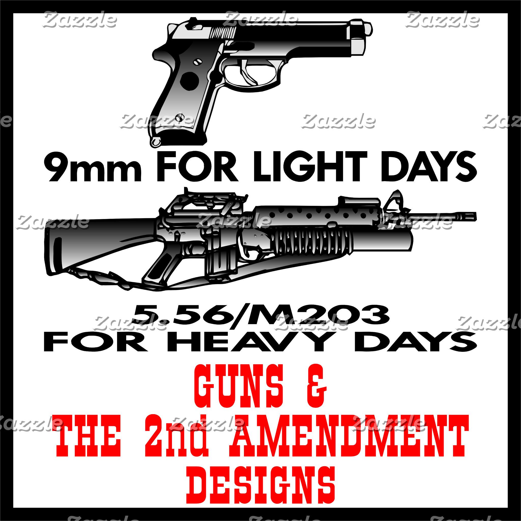 Guns & 2nd Amendment