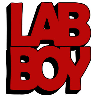 LAB BOY - FUN DESIGN FOR LAB TECHS