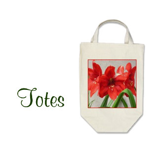 Bloomin' TOTE BAGS
