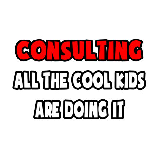 Funny Consultant Shirts and Gifts