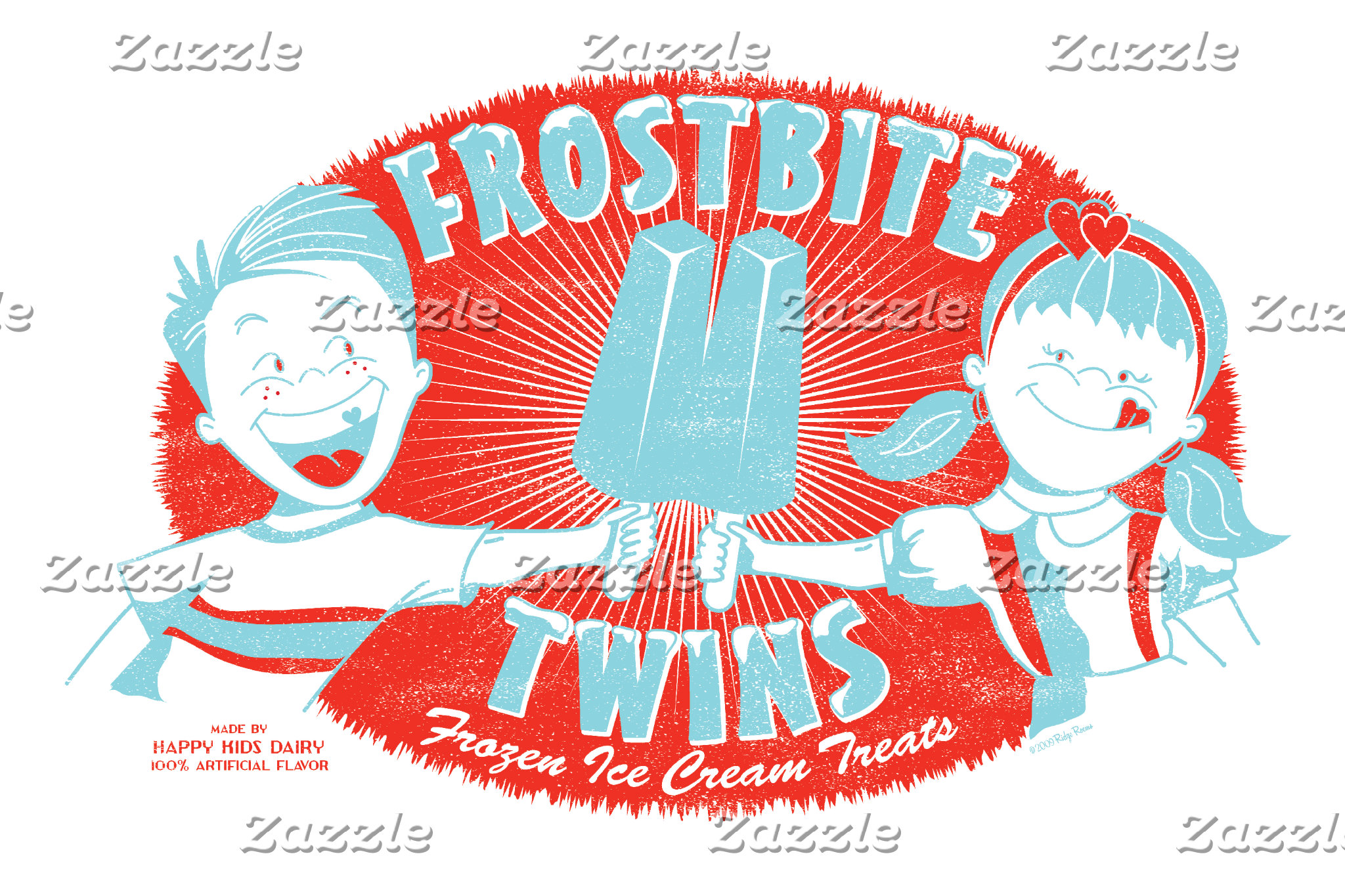 Frostbite Twins