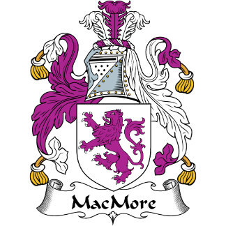 MacMore Coat of Arms