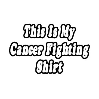 My Cancer Fighting Shirt (several color options)
