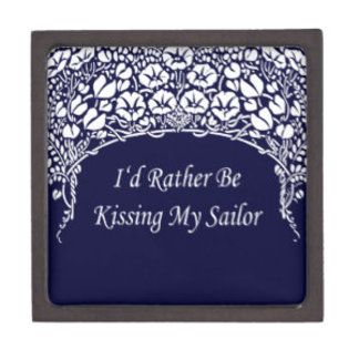 I'd Rather Be Kissing My Sailor