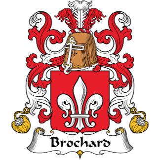 Brochard Family Crest