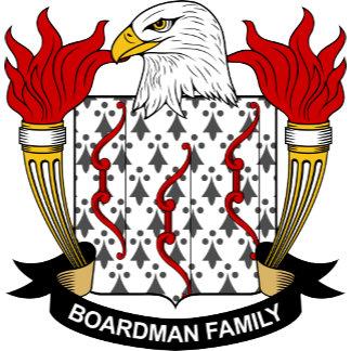 Boardman Coat of Arms