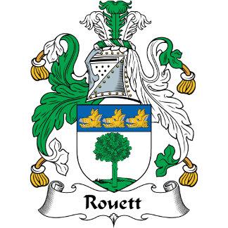 Rouett Family Crest