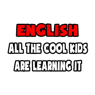 Funny English Teacher Shirts and Gifts