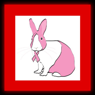 BREAST CANCER AWARENESS BUNNY