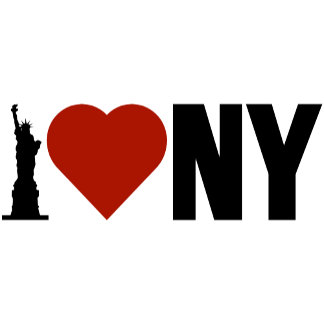 ➢ I Heart-Love New York