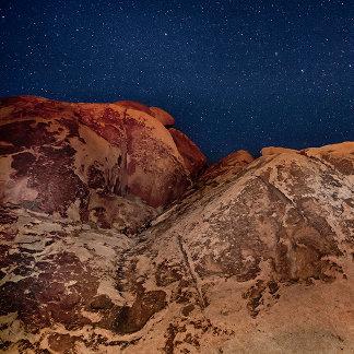 Stars and Rocks, Joshua Tree National Park