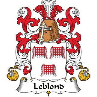 Leblond Family Crest