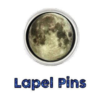 Gunmetal Lapel Pins