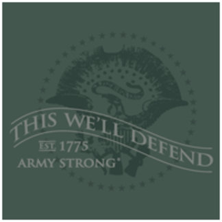 Army Strong Crest 3