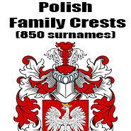 Polish Family Crests
