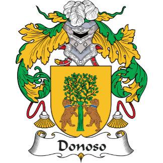 Donoso Family Crest