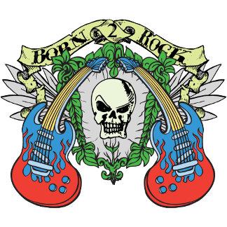 Born to Rock Skull