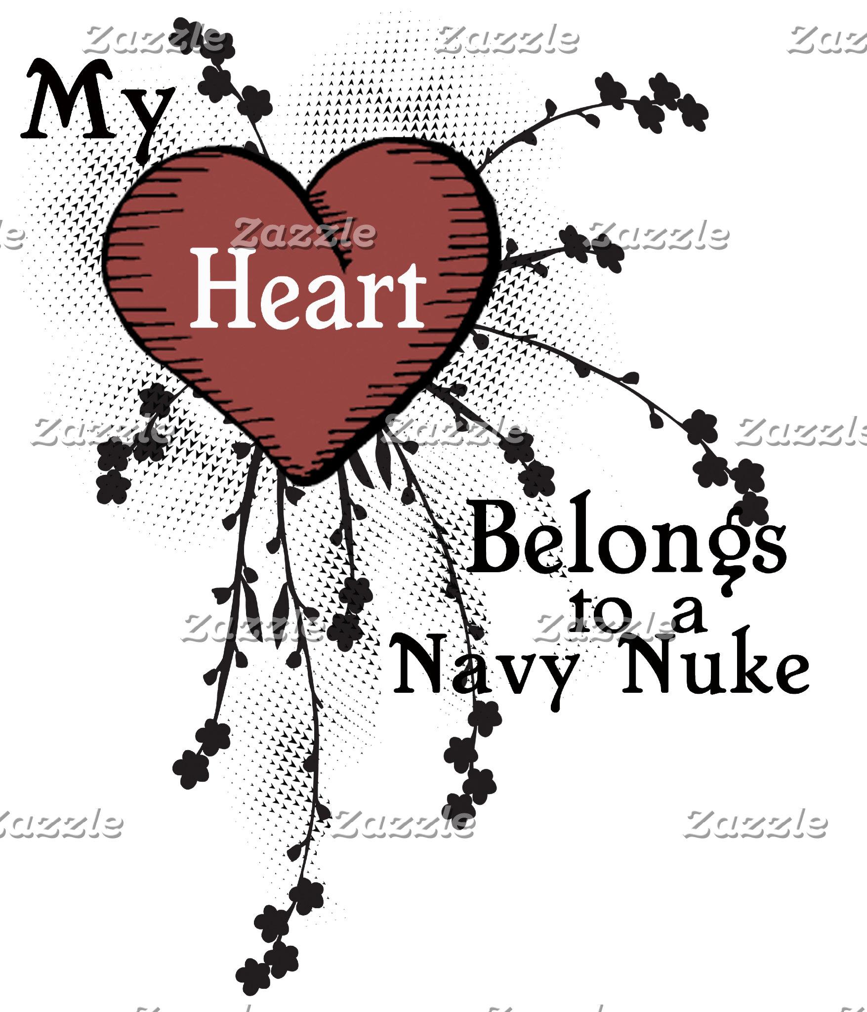 My Heart Belongs to a Navy Nuke 2