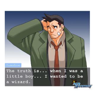 """Gumshoe - """"Truth"""""""