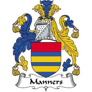 Manners Family Crest