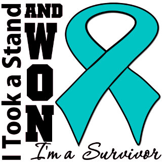 Ovarian Cancer I Took a Stand and Won