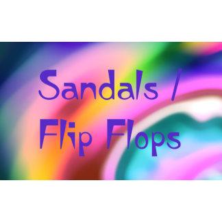 sandals / flip flops / shoes