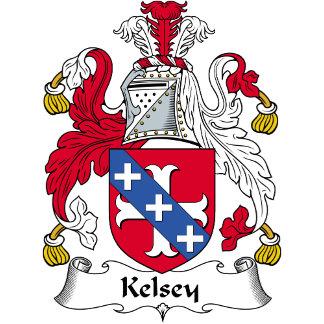 Kelsey Family Crest