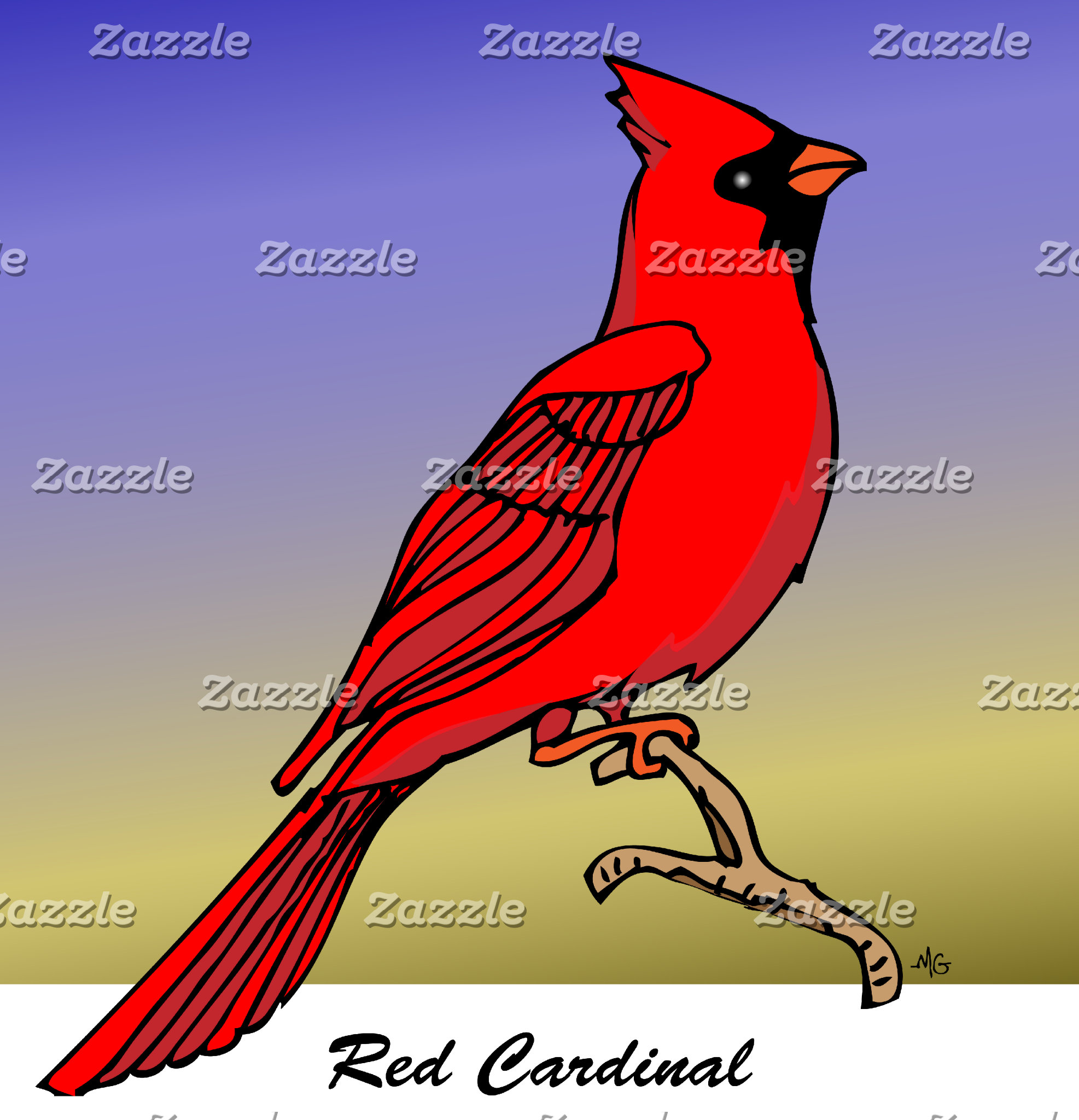 RED CARDINAL rev.2.0