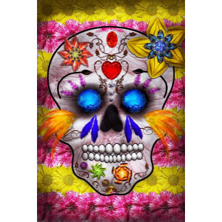 Day of the Dead - Death Mask