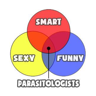 Venn Diagram .. Parasitologists