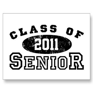 Senior Class Of - Customize Year
