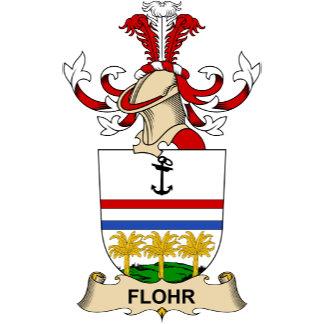 Flohr Family Crest