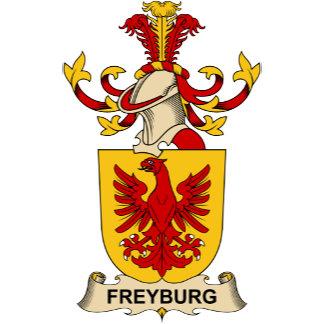 Freyburg Family Crest