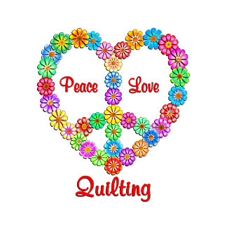 Quilting Peace Love