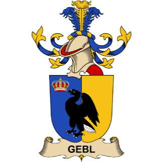 Gebl Family Crest