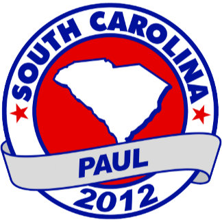 South Carolina Ron Paul