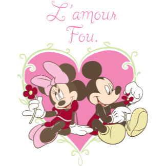 Mickey and Minnie L'amour Fou